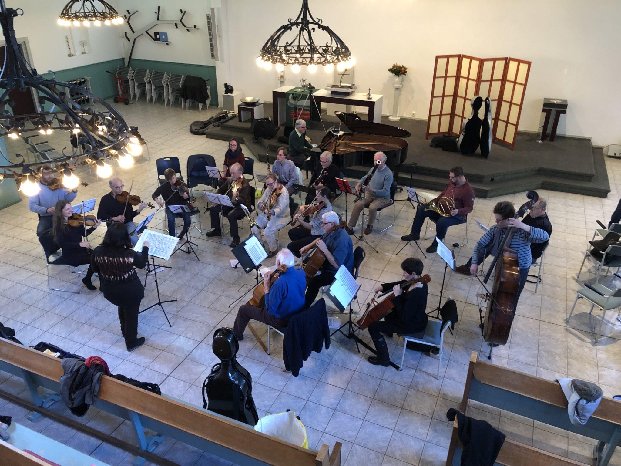 Kamerorkest Panta Rhei